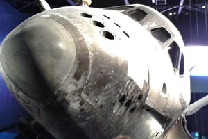 Shuttle Atlantis at Kennedy Space Center